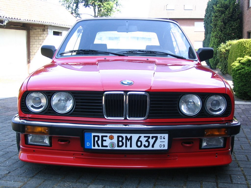 what series is BMW e30